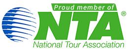NTA 美国全国旅游协会 中国旅游团入境旅游管理项目会员证书